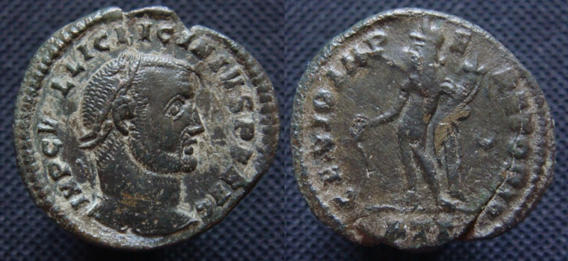 Un follis de Licinius Ier d'un certain poids... Follis11