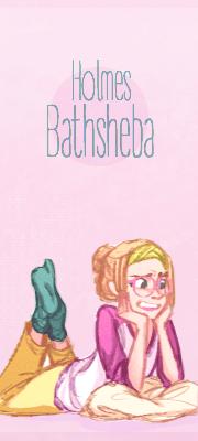 Bathsheba Holmes