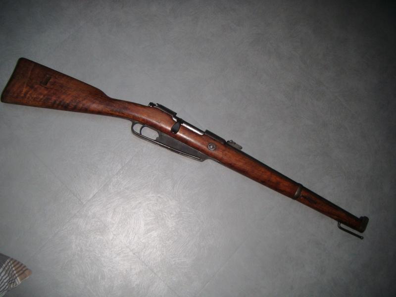 Le Gewehr 1891, cet inconnu. - Page 2 Dscf5610