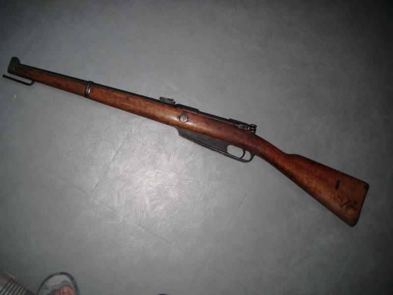 Le Gewehr 1891, cet inconnu. - Page 2 Dscf5611
