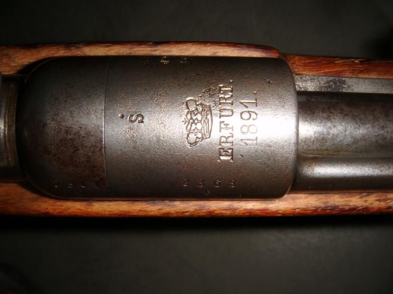 Le Gewehr 1891, cet inconnu. - Page 2 Dscf5615