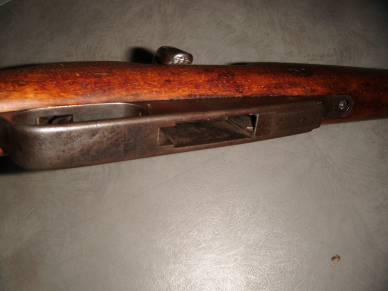 Le Gewehr 1891, cet inconnu. - Page 2 Dscf5617