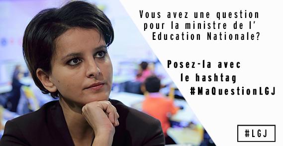 Vous avez une question pour la ministre de l'éducation nationale ? - Page 3 Cihevy10