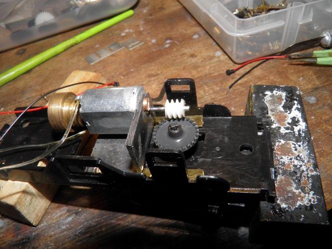 kits de remotorisation pour anciennes JOUEF P5040111