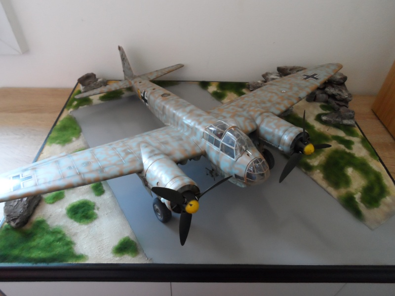 Ju 88 A4 - Gerbini Sicile 1942 - Revell 1/32 Sam_2710