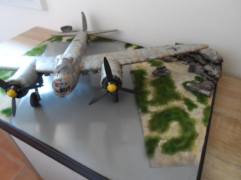 Ju 88 A4 - Gerbini Sicile 1942 - Revell 1/32 Sam_2711