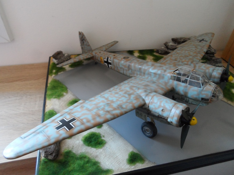 Ju 88 A4 - Gerbini Sicile 1942 - Revell 1/32 Sam_2712