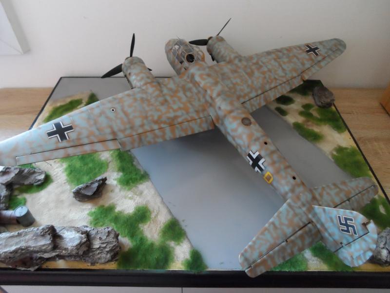 Ju 88 A4 - Gerbini Sicile 1942 - Revell 1/32 Sam_2713