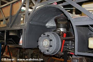 Rénovation d'un Van Hool AG280 de la Société Nationale des Chemins de Fer Vicinaux (5748) 2015_013