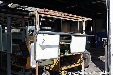 Rénovation d'un Van Hool AG280 de la Société Nationale des Chemins de Fer Vicinaux (5748) 2015_015