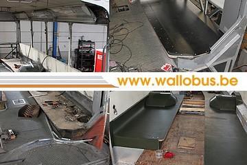 Rénovation d'un Van Hool AG280 de la Société Nationale des Chemins de Fer Vicinaux (5748) Planch10