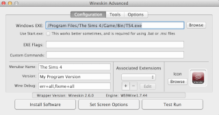 A Guide on HOW TO INSTALL THE SIMS 4 + Addons/DLC on Mac using WINE. Screen18