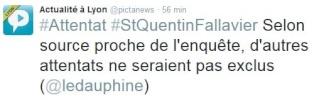 Nouvel attentat en France / attaque d'une usine  Att210