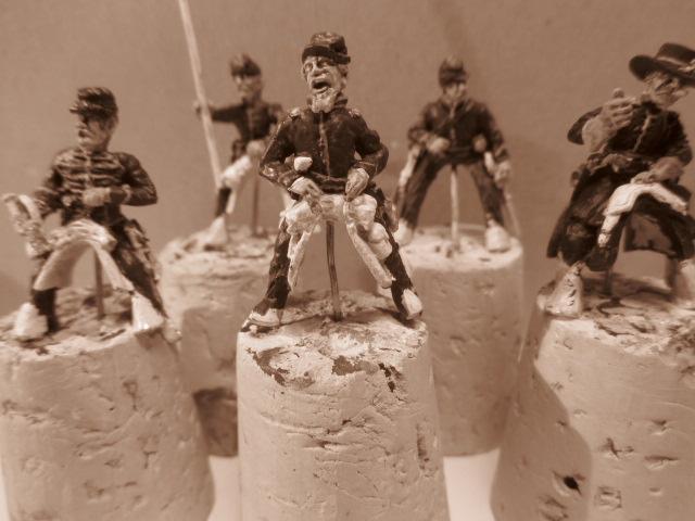 La guerre civile américaine / l'ACW .  1861 :préparatifs à la guerre . - Page 4 Img_0027