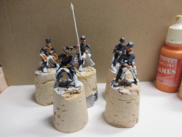 La guerre civile américaine / l'ACW .  1861 :préparatifs à la guerre . - Page 4 Img_0028