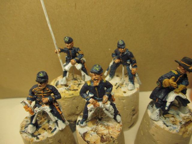 La guerre civile américaine / l'ACW .  1861 :préparatifs à la guerre . - Page 4 Img_0031