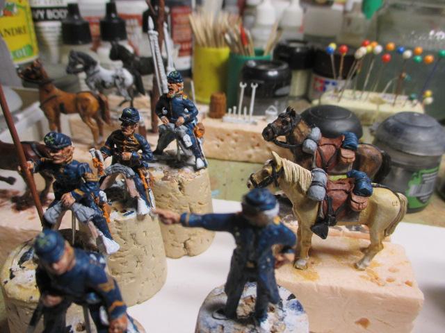 La guerre civile américaine / l'ACW .  1861 :préparatifs à la guerre . - Page 4 Img_0038