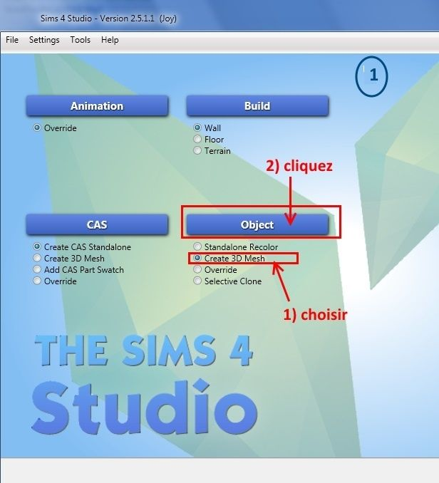 [Apprenti] Convertir un objet Sims 2 en Sims 4  210