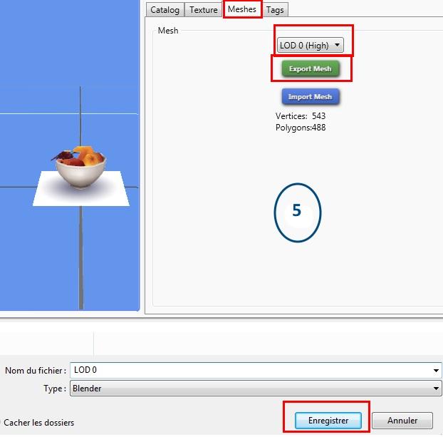 [Apprenti] Convertir un objet Sims 2 en Sims 4  610