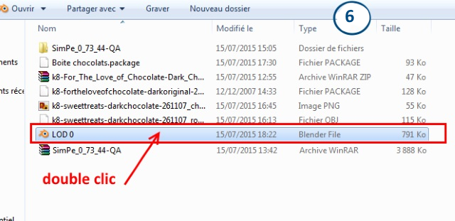 [Apprenti] Convertir un objet Sims 2 en Sims 4  710