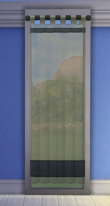 [Apprenti] Ajouter de la transparence à un rideau S4s-aj10