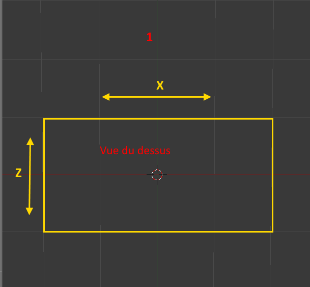 [Débutant] Modifier le Footprint d'un tapis  S4s-ho11