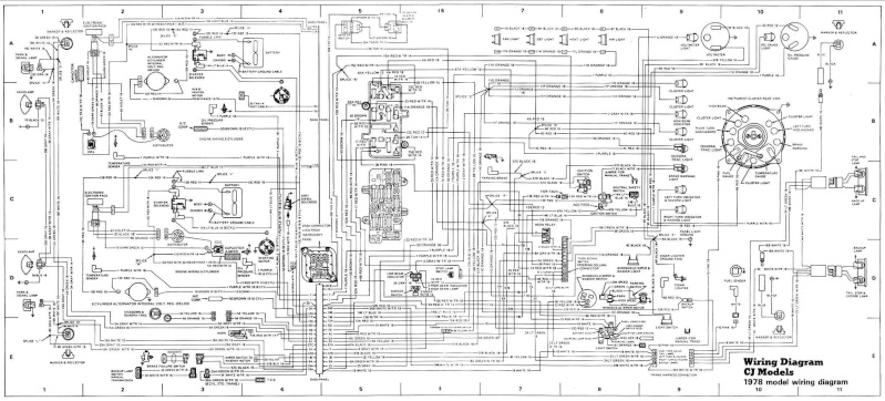 Problème électrique ( câblage) jeep cj7 Wiring10