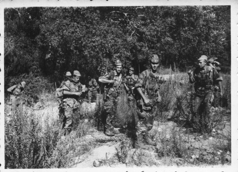 décès du Chef de Bataillon Jacques Ogier   1961fr12
