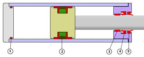 Presse maison avec verin 10 tonnes IRIMO Verin10