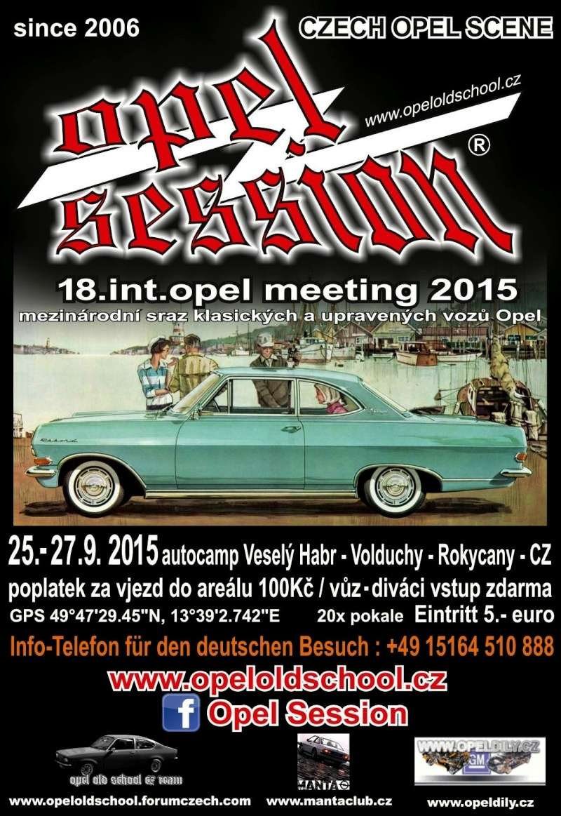 18. OPEL SESSION 25. - 27. 9. 2015 Urby10