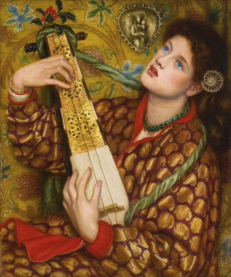 La musique dans la peinture - Page 9 A_chri10