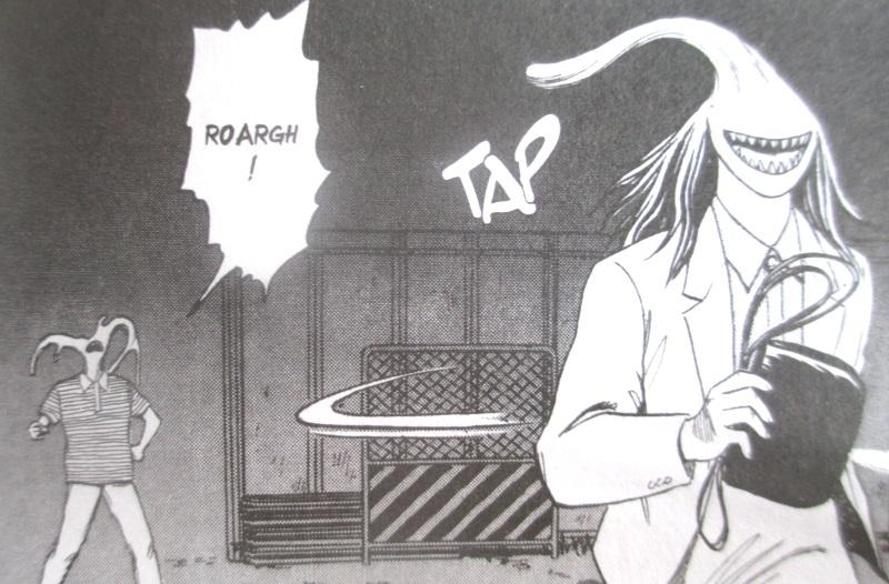 [Manga] Hitoshi Iwaaki Tome7110