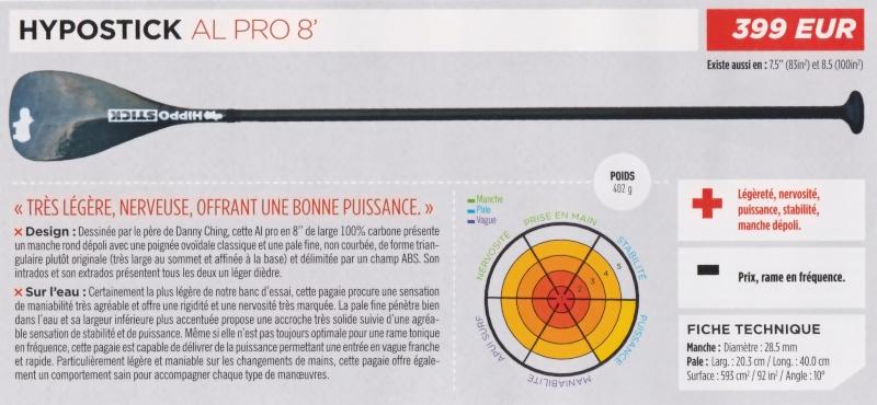 vends rames HIPPOSTICK démonstration 150€ fibre 180€carbone Supmag10