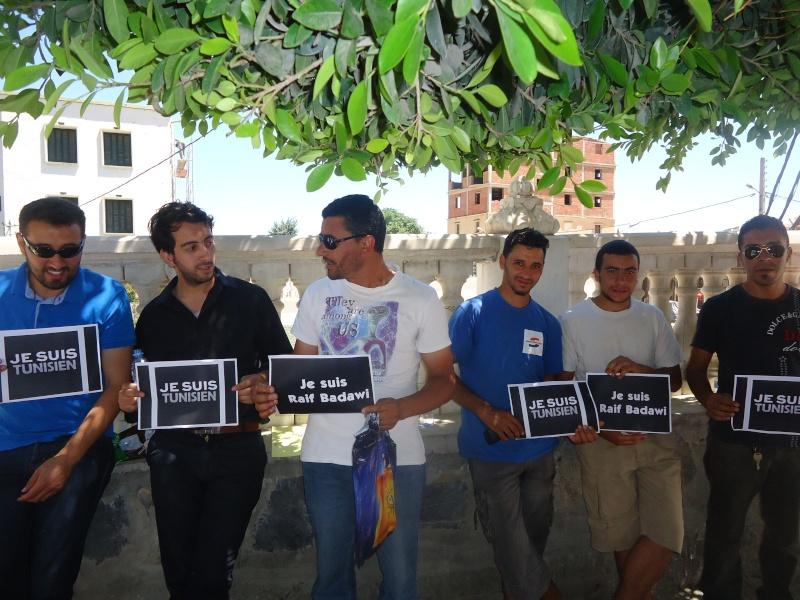 Rassemblement pour la liberté de conscience et contre l'islamisme. Dsc04121