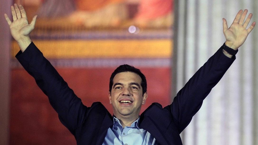 Into the hands of Alexis Tsipras, Greece prime minister Alexis11