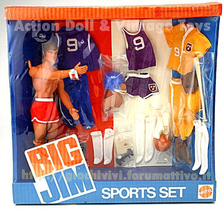 Big Jim Sports Set No. 4374 Ss_0110