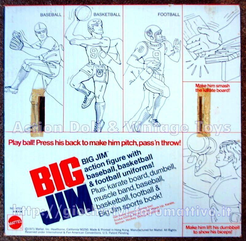 Big Jim Sports Set No. 4374 Ss_0210