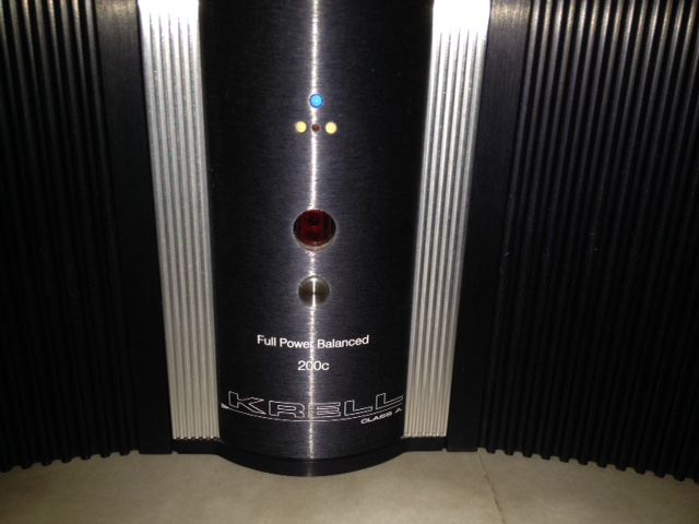 Krell FPB 200C power amplifier (used) (SOLD) Image210