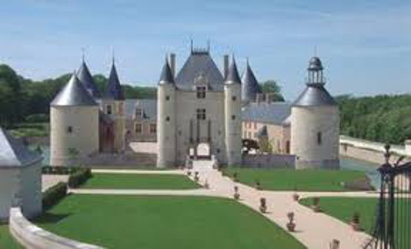 Domaine de l'Hervilliers
