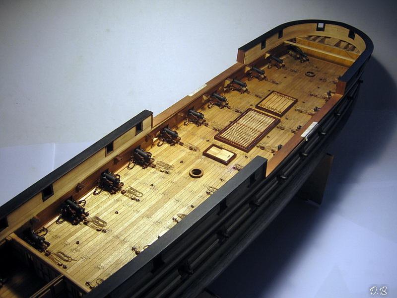 Fregate H.M.S Surprise au 1/48 de A.L - Page 3 Surp_611