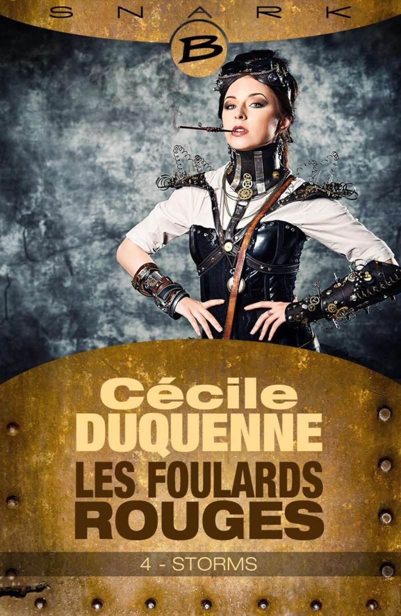 DUQUENNE Cecile - LES FOULARDS ROUGES - Saison 1, Episode 4 : Storms Duquen10