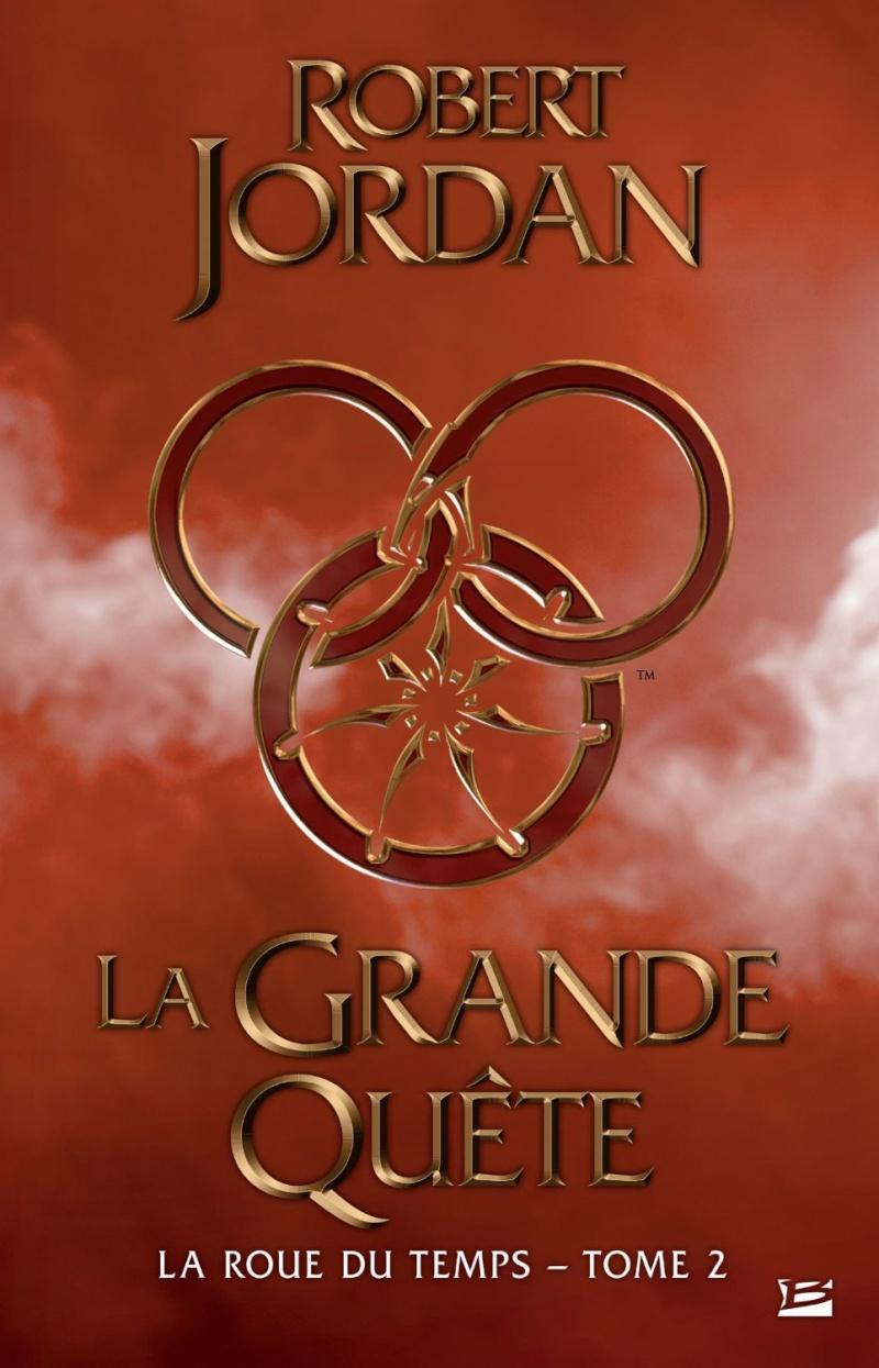 JORDAN Robert - LA ROUE DU TEMPS - Tome 2 : La Grande Quête Jordan11