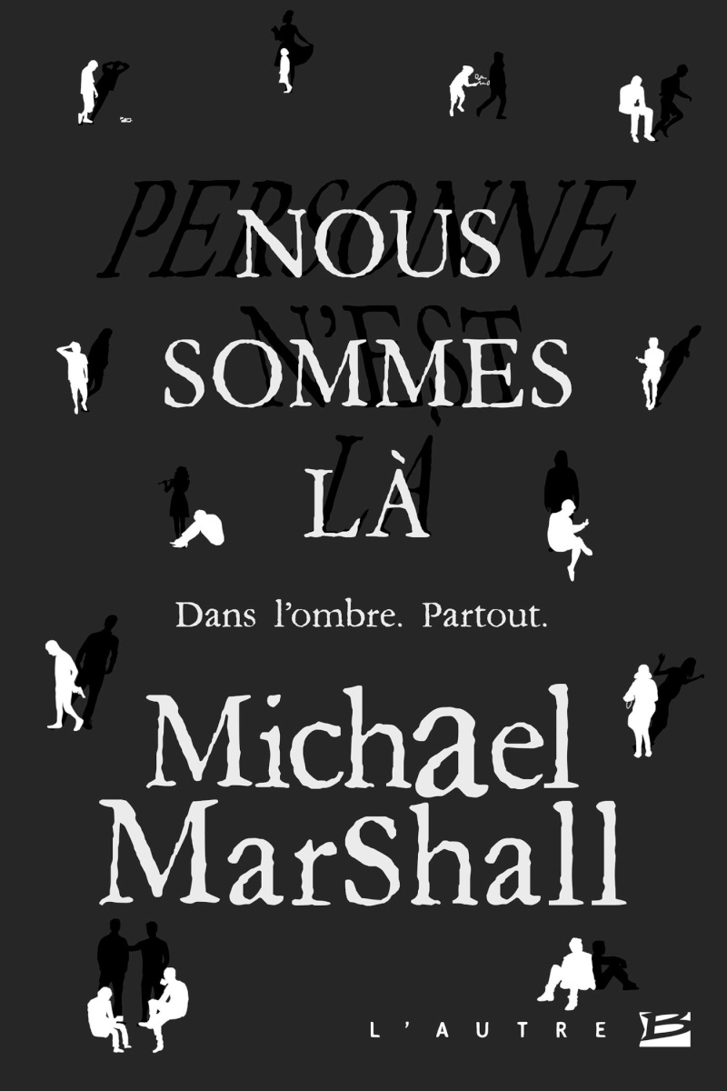MARSHALL Michael - Nous sommes là Marsha10