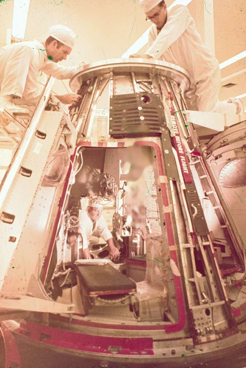Photos rares et/ou originales, de préférence inédites sur le forum - Page 37 Gemini10