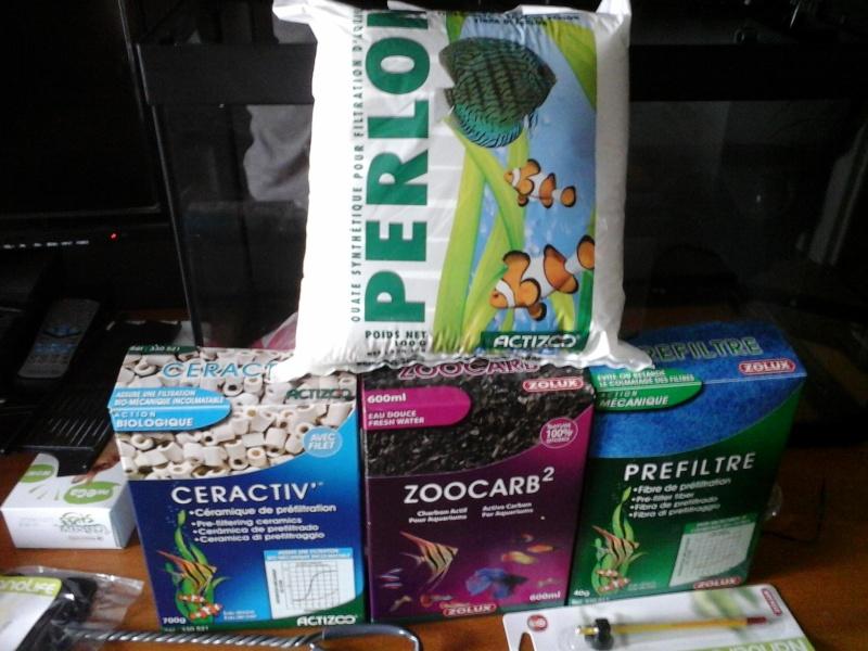 Crée un Filtre interne pour aquarium. 20150610