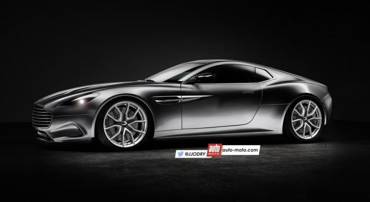 2016 - [Aston Martin] DB11 - Page 2 01-ast10