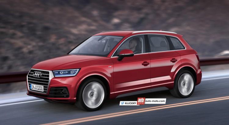 2016 - [Audi] Q5 II - Page 3 01-aud14