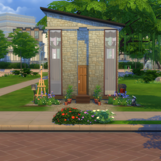 EQCreations Sims 4 Properties & Rooms 06-14-10