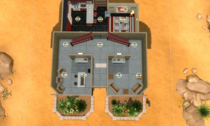 EQCreations Sims 4 Properties & Rooms - Page 2 06-30-22