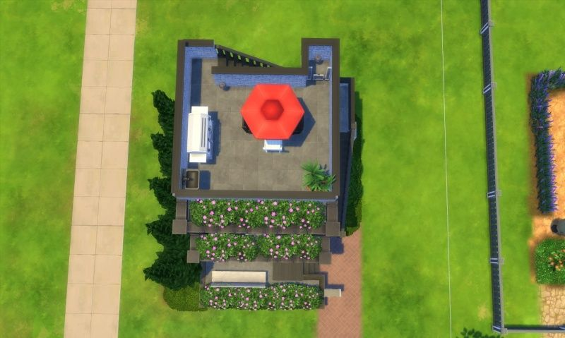 EQCreations Sims 4 Properties & Rooms - Page 3 07-09-10